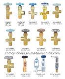 Pin指標ガス弁のためのPin指標弁のヨーク