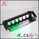 Visière Flash Lightbar Emergency Warning Strobe Split Mount Deck Dash LED Light
