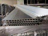 Sola cortadora de aluminio principal manual del perfil