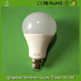 15W Bombilla LED con base B22, CE, FCC RoHS