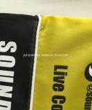 Оптовой выдвиженческой напечатанный таможней мешок Drawstring полиэфира Nylon