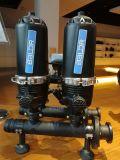 """"""" système automatique de filtration d'irrigation par égouttement 2 et de filtre à disques de l'eau de serre chaude"""