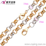 Lastestデザイン花嫁の宝石類の多色刷りの長い鎖はセットした(63004)