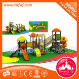 2016普及した中国の工場大きい子供の屋外の運動場のスライド