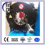 セリウムは10セット大きい割引のダイスフィン力の油圧ホースのひだが付く機械を放す