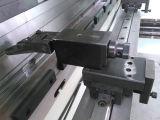 CNC 금속 구부리는 기계 We67k-100tx4000 Da52s 수압기 브레이크 x Y1 Y2 W 축선 CNC 금속 구부리는 기계