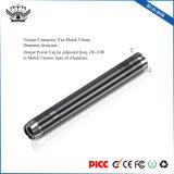 Draai 510 van het roestvrij staal Pen van de Verstuiver van de Olie 290mAh van de Batterij Ecig 2-10W de Regelbare In het groot