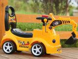 Brinquedos de plástico Aluguer de carro de prática de caminhada do bebé