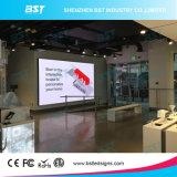 P3мм для использования внутри помещений в аренду полноцветный светодиодный индикатор для отображения событий