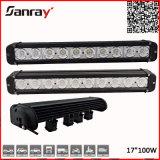 Simple rangée, 17100W barre lumineuse à LED pour voiture hors route