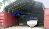 小型の容器のテント、容器の小屋、20FTの容器(JIT-2020C)のための容器の避難所