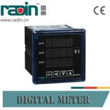 エネルギーメートルの電圧メートルの三相プログラム可能なデジタル力Meter