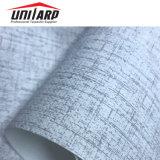Portas lacadas de acrílico 650gsm encerado impresso de PVC tecido de Debulhar