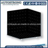 Angolo nero della prova di IEC 60335 con il tipo termocoppia del K