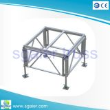 4FT*4FT Good Loading Assemble Stage mit Adjustable Height 0.6-1m