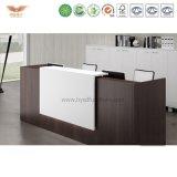 Büro-Kostenzähler-Entwurf/moderner Empfang-Schreibtisch/einfache Art-vorderer Schreibtisch