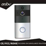 Caméra de sécurité panoramique de télévision en circuit fermé de Vr de WiFi neuf de sonnette pour la maison