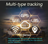 Самый новый вахта отслежывателя 2g/GSM пожилой водоустойчивый франтовской GPS с здоровьем Y12