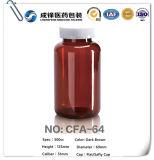 bottiglie farmaceutiche 100ml & della medicina ambrate dell'animale domestico/bottiglie di plastica dell'animale domestico