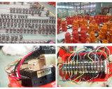 Alto alzamiento de cadena eléctrico eléctrico fácil de utilizar de Kixio del rendimiento laboral del alzamiento de cadena 3t