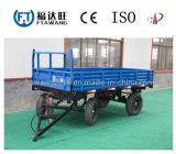 De enige Aanhangwagen van de Lading van de As/de Aanhangwagen van de Tractor van het Landbouwbedrijf/de Aanhangwagen van het Nut