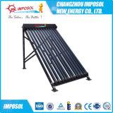 Collecteur solaire à tuyaux de chaleur à tubes thermiques à haute température