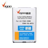 Батарея F240 мобильного телефона Li-иона замены для LG (BL-48TH)