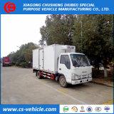 Dongfeng Thermo King pequeño 3t 5ton camión frigorífico