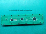 20*1character LCD 모듈 alphanumeric 옥수수 속 유형 LCD 디스플레이, RoHS
