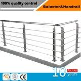 Hot Sale Baluster extérieur en acier inoxydable de la main courante