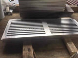 Tampa de câmara de visita do quadrado do aço inoxidável/tampa Antifouling do esgoto
