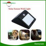20 Voyant lumineux du capteur solaire de jardin piscine solaire projecteurs LED Wall Lamp étanche Patio Pathway éclairage de secours