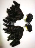 黒人女性のための中国の自然な毛