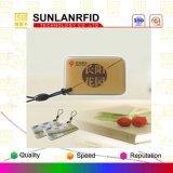 Kundenspezifische RFID Epoxidkarte der unregelmäßigen Form-NFC