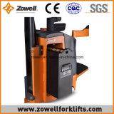 Zowell Ce/ISO90001電気スタッカー(1.6m-4.5m)上の1.5トンの覆い