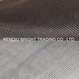 黒いですか灰色PVC上塗を施してあるガラス繊維のWindowsのスクリーニング
