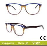 Optische Frames van de Glazen van het Ontwerp van de douane de Optische met FDA van Ce (326-c)