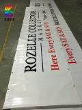Impresión al aire libre de Digitaces que hace publicidad de la bandera de la flexión del PVC del vinilo