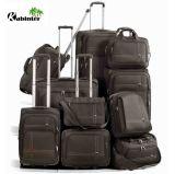 5PCSトロリー荷物旅行荷物ビジネス荷物のDuffleの荷物セット