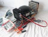 Purswave BD25HC compresseur des unités de condensation DC 12V 24V 48V pour l'énergie solaire réfrigérateur congélateur vitrine frigo du véhicule