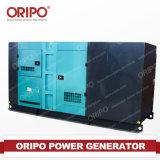 generatore diesel elettrico silenzioso di 450kw Oripo Cummins