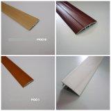 Accessoires de plancher en tôle métallique en bois