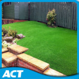 Abbellimento dell'erba sintetica L40 della piscina del giardino del tappeto erboso