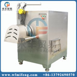 Moedor de carne de frango congelado eléctrico da máquina