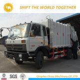 Dongfeng 1208 Calidad 10cbm compactador de basura camión