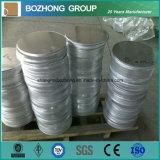 Plaque en aluminium de cercle de diamètre chaud de la vente 7075large