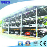 2-6 sistema scorrevole di sollevamento automatico di parcheggio dell'automobile di puzzle del pavimento
