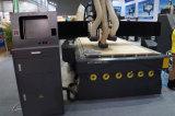 マルチスピンドルCNCのルーターの自動変更の彫版木機械