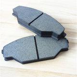 Les pièces automobiles Non-Asbestos Semi-Metallic d'usine de plaquettes de frein Plaquettes de frein D303