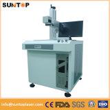 Máquina da marcação da máquina da marcação da cozinha, do banheiro e do laser dos produtos do Cookware/laser